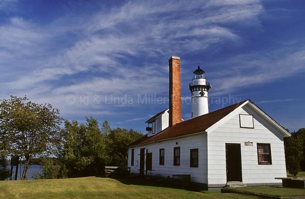 Ashland County, Wisconsin, Outer Island Lighthouse
