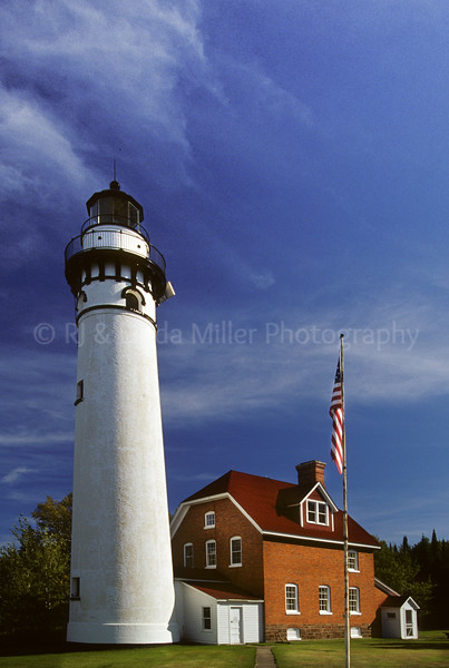 26089 Outer Island Lighthouse, WI