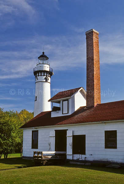 26091 Outer Island Lighthouse, WI