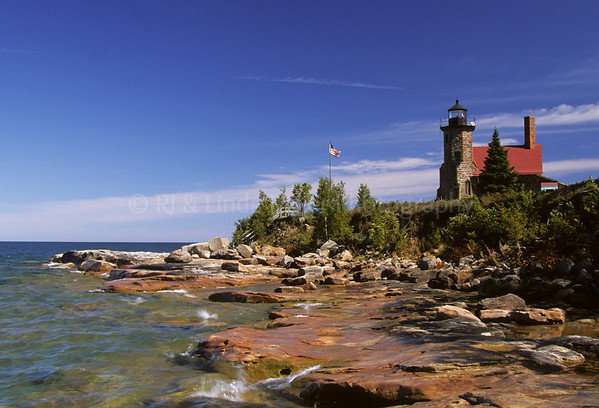 WI026149 Bayfield  County - Sand Island Lighthouse