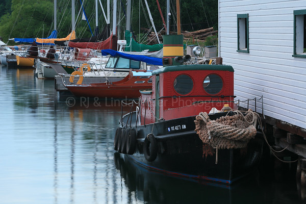 Madeline Island, Apostle Islands, Tug Boat