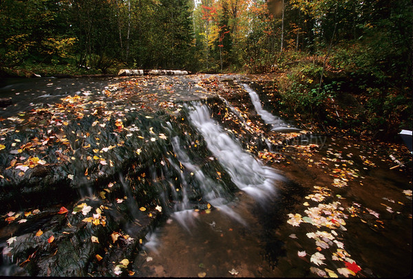 WI013408 Bayfield - Siskiwit Falls