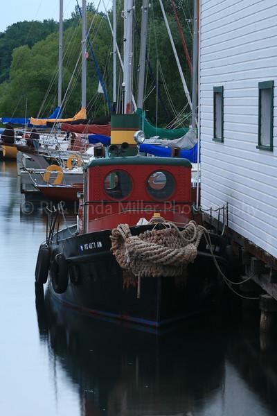 Madeline Island, Apostle Islands, Tug Boat