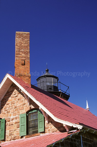 Bayfield County, Wisconsin, Sand Island Lighthouse