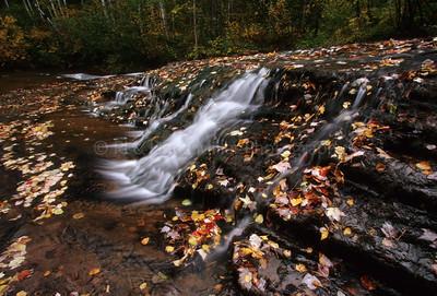 WI)13402 Bayfield - Siskiwit Falls