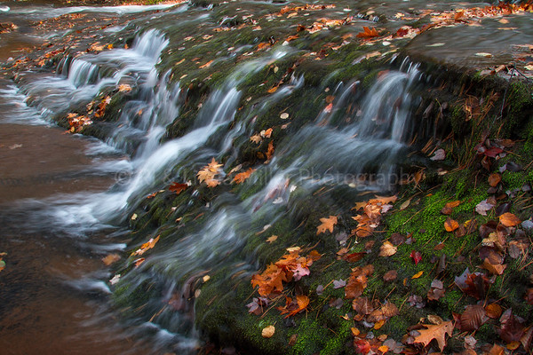 Bayfield County, WI, Siskiwit Falls, Waterfall