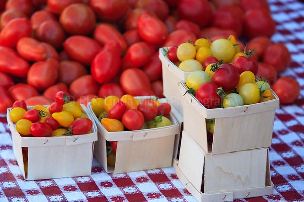Tomato Produce Fall Festival