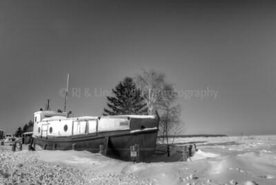 Liberty Fishing Tug, Cornucopia, Lake Superior, Bayfield County, Wisconsin