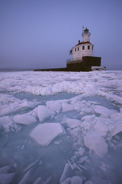 Douglas County, Wisconsin, Superior Breakwater Light
