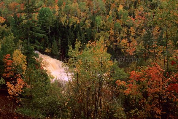 49082 Potato River Falls, Iron County, WI