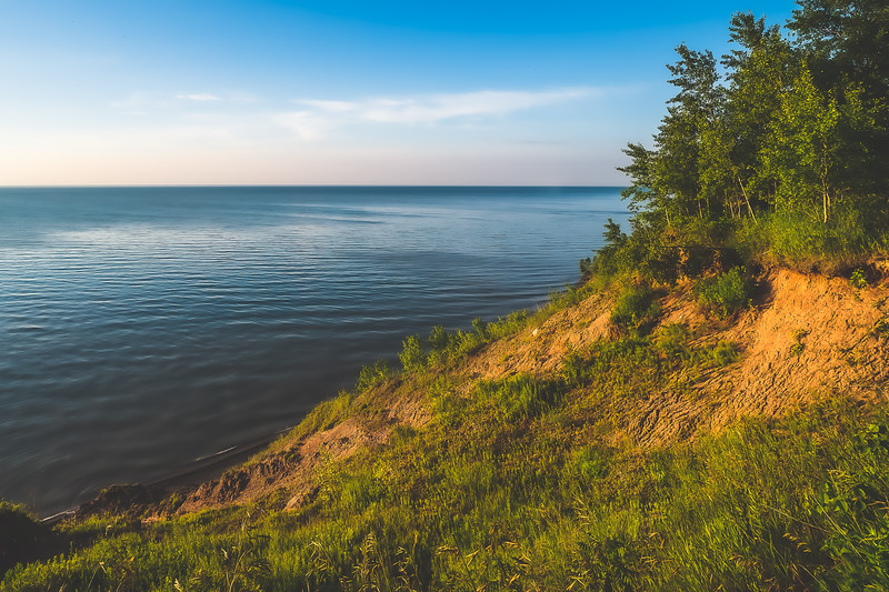 Lion's Den Gorge Nature Preserve in Ozaukee County Wisconsin