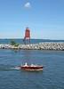 Racine Breakwater Lighthouse