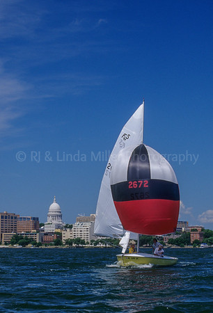 WI045051 Dane - Sailboats Lake Monona.jpg