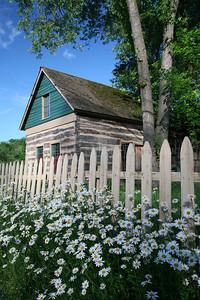 Shake Rag School Flower Gardens, Iowa County, Mineral Point, Wisconsin, Southwestern Wisconsin, Artist Community