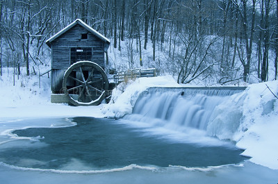 WI029182 Iowa County - Hydes Mill
