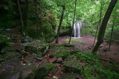 Stephens Falls, Govenor Dodge State Park