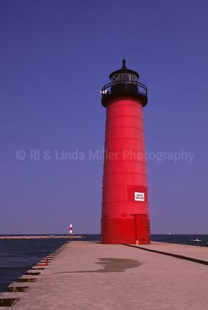 Kenosha County, Wisconsin, Kenosha Pierhead Light