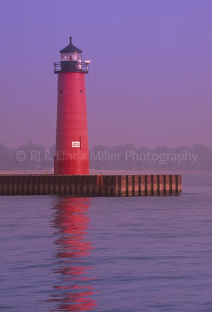 Kenosha County, Wisconsin, Kenosha Pierhead Light