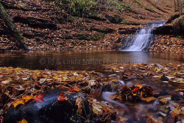 WI027033 Sauk - Parfrey's Glenn Waterfall