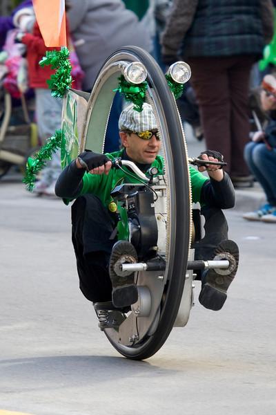 St Paddy Parade 2012