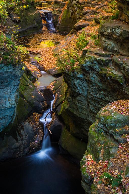 Pewit's Nest Waterfalls