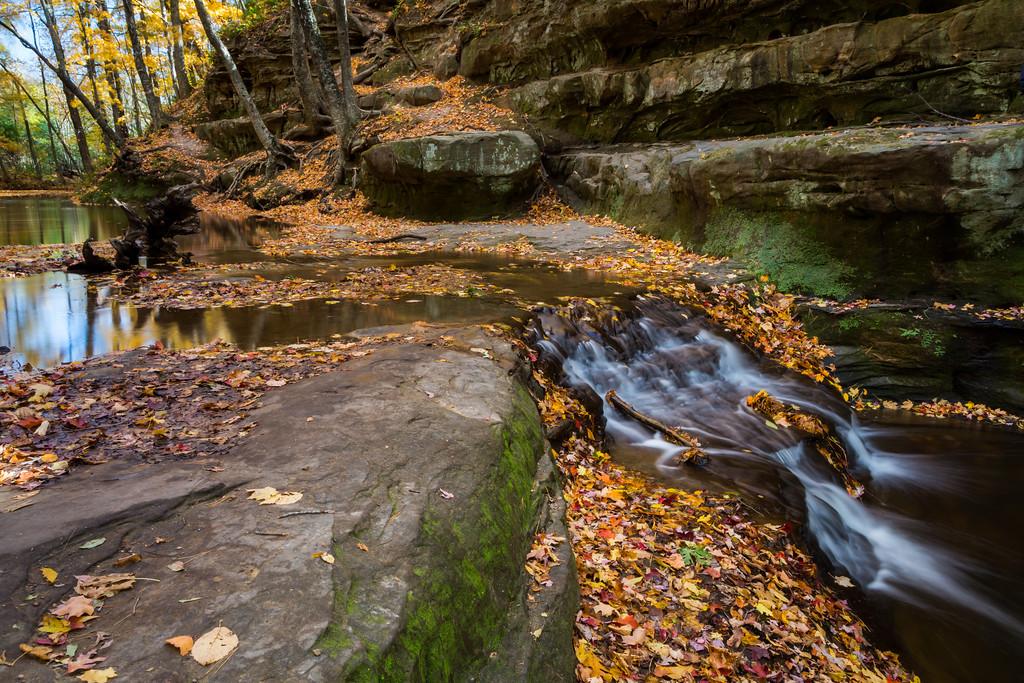 Skillet Creek Waterfall