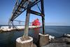 Sturgeon Bay Ship Canal Pierhead