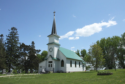 Tabor Lutheran Church - Isabelle, Wisconsin