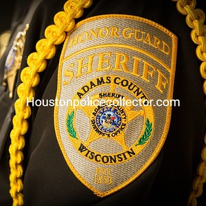 Wanted Wisconsin County Patches