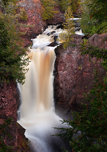 Call It Copper - Brownstone Falls (Copper Falls State Park - Wisconsin)