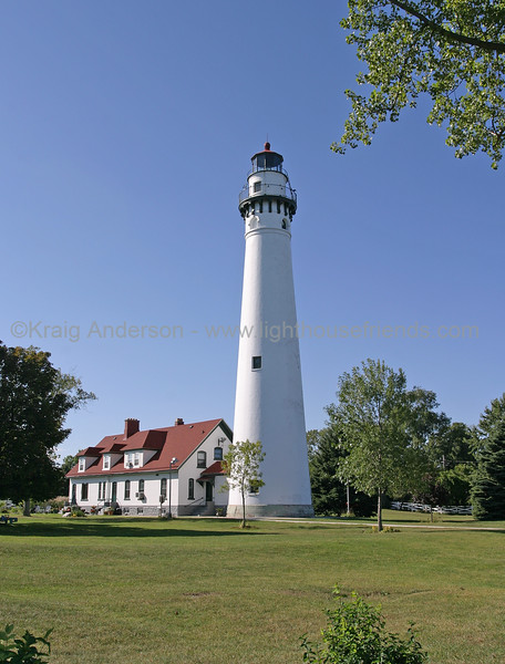 Wind Point Lighthouse