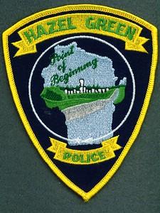 HAZEL GREEN 1