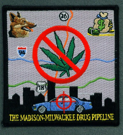 MADISON MILWAUKEE DRUG PIPELINE