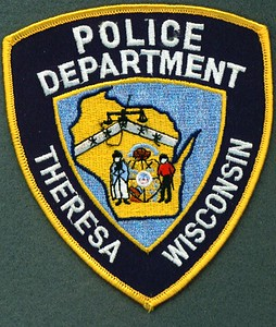 Wisconsin Police T