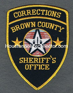 BROWN COUNTY CORRECTIONS OFFICE