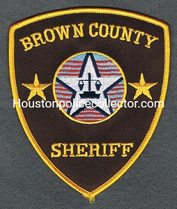 BROWN COUNTY SHERIFF