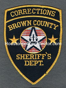 BROWN COUNTY CORRECTIONS DEPT