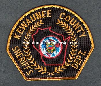 Wisconsin Sheriff's K
