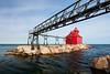 Sturgeon Bay Light. Sturgeon Bay, WI<br /> <br /> WI-100515-0240