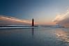 WI 087                           A winter sunrise at Kenosha Harbor, Kenosha, WI.
