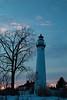 Wind Point Light