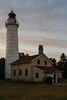 Early morning at Cana Island. Cana Island, WI<br /> <br /> WI-080901-0004