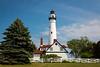 Wind Point Lighthouse Summer