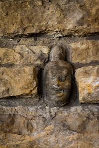 Old into the New Wall at Taliesa