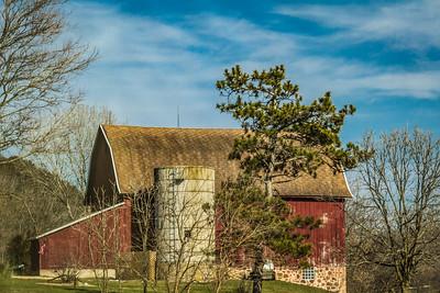 Barn near Talesia