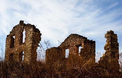 Matz Farmstead Ruins