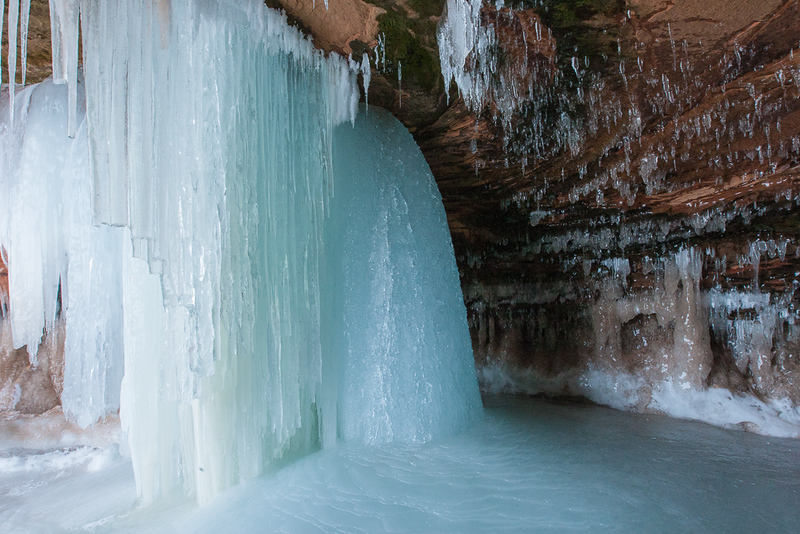 Ice Caves, Apostle Island National Lakeshore