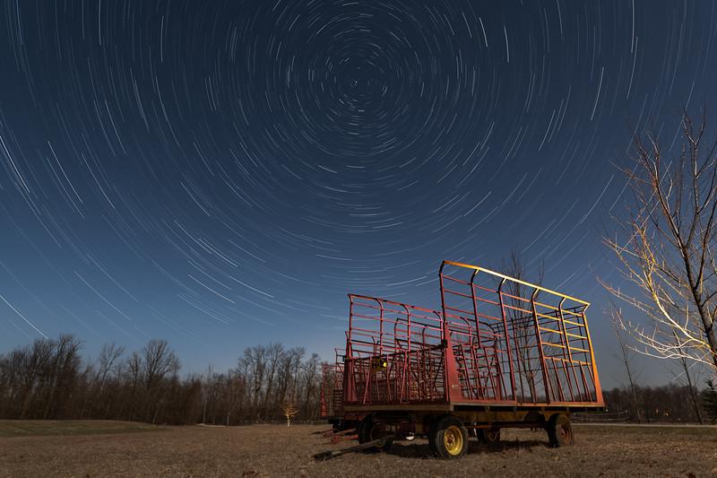Wagon Full of Stars