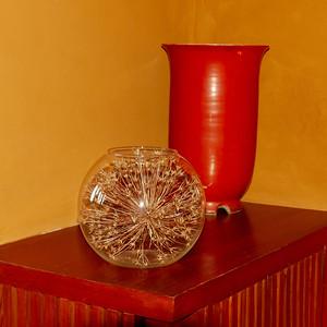 Vase at Taliesa