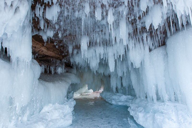 Ice Caves, Apostle Islands National Lakeshore,
